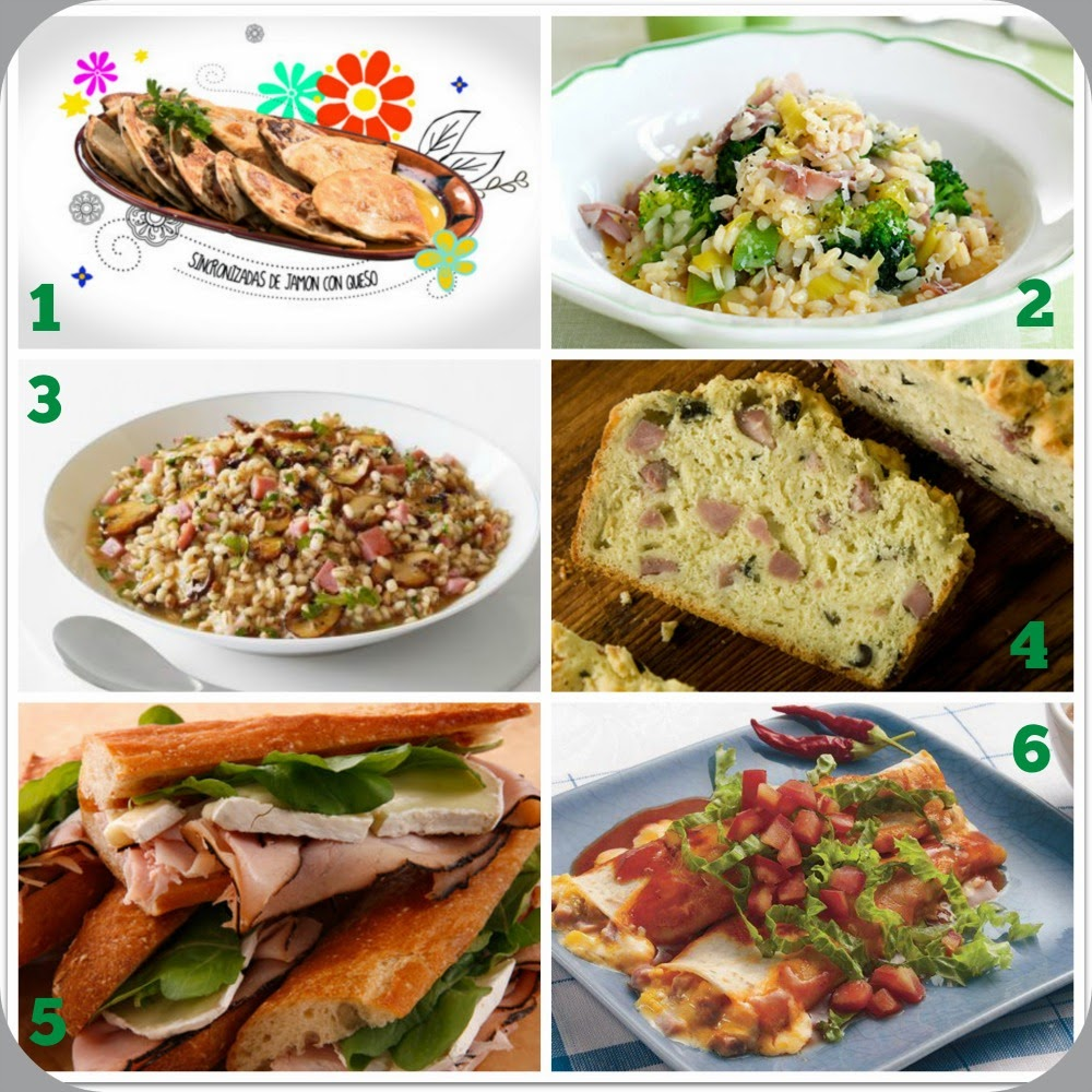 Looking for ideas for your leftover holiday ham? Here are six recipes that are inspiring me to go beyond baked beans and split-pea soup.