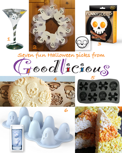 Fun Halloween gadgets, projects and recipes
