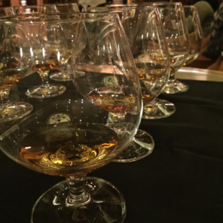 Whiskey Tasting on the Disney Dream